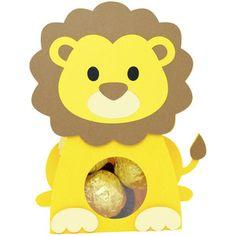 Silhouette Design Store: cute lion box