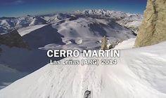 Cerro Martin Las Leñas