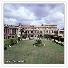 Abdern Palace Egypt Tourism Old Cairo Royal Palaces