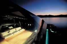 If It's Hip, It's Here: The Wally Power 118 Superyacht: The Best Excuse I Can Think Of To Marry For Money