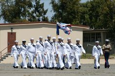 Seal Beach marching - Flagship 2012