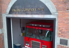 Great storefront signage done by Speedpro Signs Nelson, BC for their local fire department!