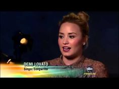 Demi Lovato: Interview on eating disorders & self-injury. This is why I love Demi. <3