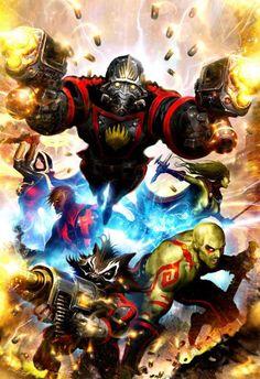 guardioes-da-galaxia-marvel-comics  #PipocaComBacon @pipoca_combacon www.facebook.com/pipocacombacon2012