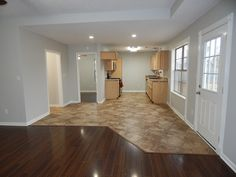 (flooring & everything else was already there) Light Gray Paint, Grey Paint, House Flippers, Colorado House, Beach Color, Quill, Remodels, Pointers, Color Inspiration