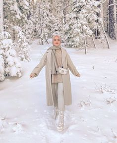 Classy Hijab Winter Coat Outfit Ideas - image:@omayazein - If You Are Looking For Hijab Winter Coat Ideas, Then Keep Reading To Get Some Great Inspiration On Hijab Winter Coat Outfits, Coats With Boots, Long Sleeve Coat Outfits, Teddy Coat Outfits, Faux Fur Coat Outfits And Much More - #hijab #hijabfashion #winteroutfits #coat #muslimah #hijaboutfit