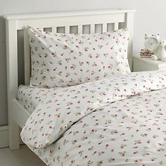 Vintage Floral Bed Linen | The White Company