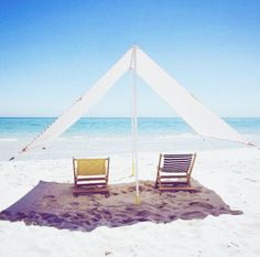 Shade in style ? Beach tents by Lovinu0027 Summer Now Available in the U. & These are the coolest beach tents ever | BEDROOMS | Pinterest ...