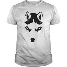 Husky Shirt  Tshirt for Dog Lovers