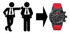 Cuando no veas nada claro... ¡mira la hora! #buenosdías (Ref.80.511.015.5 - 109 euros)