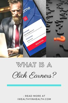 What is Click Earners? It is a platform that claims to offer jobs that will make you money online! Virtual Assistant Jobs, Hard Workers, Trust Issues, What Is Need, The Headlines, Get The Job, Online Work, How To Run Longer, Read More