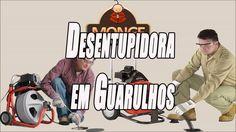Desentupidora em Guarulhos - Desentupidora Monge