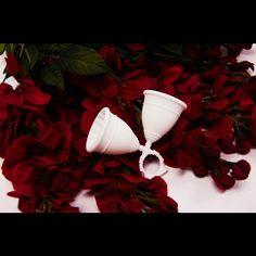 """Miss Menses"" Menstrual Cup Ring #3dprinted #3dprinting #SaraGallo #menstrualcupjewelry #missmenses #womenswork by barbiejewelry"
