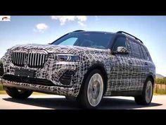 New BMW X7 SUV 2018 prototype review Bmw X7, New Bmw, Car Magazine, Supercars, Youtube, Travel, Viajes, Destinations, Traveling