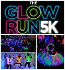 glow run 5k decorating ideas - Google Search