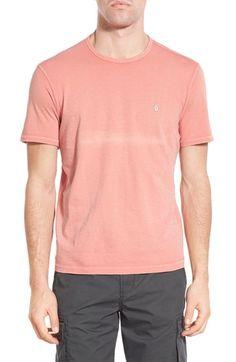 John Varvatos Star USA Peace Sign Crewneck T-Shirt - size L