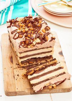 Recipe: Peanut Butter Chocolate Icebox Cake — Easy Dessert Recipes