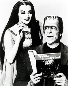 vintagegal:    The Munsters                                                                                                                                                      More
