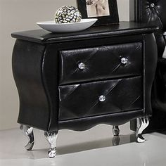 Williams Home Furnishings 82 Danbury Nightstand