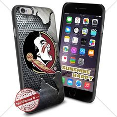 Florida State Seminoles, Mascot NCAA Sunshine#1141 Cool iPhone 6 - 4.7 Inch Smartphone Case Cover Collector iphone TPU Rubber Case Black SUNSHINE-HAPPY http://www.amazon.com/dp/B011SHA50I/ref=cm_sw_r_pi_dp_TBh8vb07FXC42