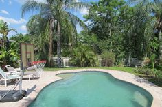 Waterfront with Pool, Central Tampa - vacation rental in Tampa, Florida. View more: #TampaFloridaVacationRentals