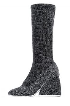 Jeffrey Campbell Shoes ESTEBAN-MD Shop All in Silver Lame