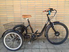 Triciclo Ympek (250W)