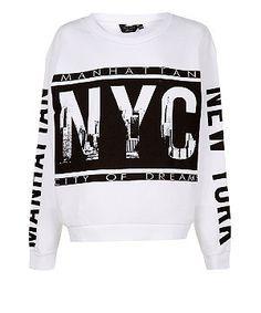 Image result for new york city sweatshirt