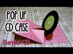 POP UP CD/DVD SLEEVE - FUNDA CD/DVD POP UP - YouTube