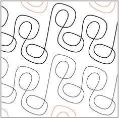 """ZYDECO © 2014 Sarah Ann MyersA single row is 7.5"""" wide– printed with two rows – 144"""" long * This design is available in both paper and digital. Please select your preference below. NOTE:   All digital designs include the following conversions:  CQP, DXF, HQF, IQP, MQR, PAT, QLI, SSD, TXT, WMF and 4QB or PLT. Most designs also include a DWF, GIF and PDF. This pattern was converted by Digitech."""