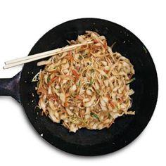 Everyday Fried Noodles (Tian Tian Chao Mian)