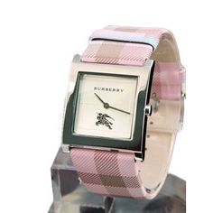 PINK watch...=) Mmm...Burberry magnificant http://www.shop.com/sophjazzmedia/hJewelry-~~pink+watches-internalsearch+260.xhtml