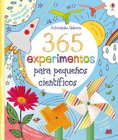 365 experimentos para pequeños científicos Más