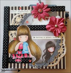 snail mail flip book by Arts by Tini