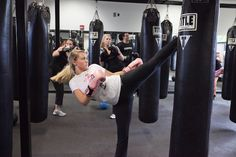 TITLE Boxing Club will beat you into shape -- the gloves are off!