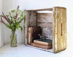 Cajas de madera para decorar cualquier mueble