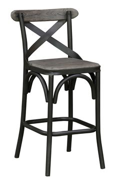 Powell Counter Stool Stone Gry - Barstools & Counter Stools - Seating - Furniture - Products   Classic Home
