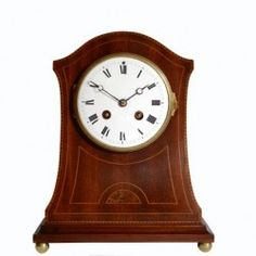 French Striking Mantle CLock 1