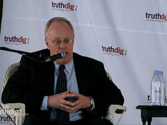 Special: Chris Hedges - Myth of Human Progress and the Collapse of Complex Societies | Link TV
