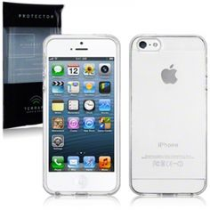 Köp Terrapin Mjukskal iPhone 5/5S/SE transparent online http://www.phonelife.se/terrapin-mjukskal-iphone-5-5s-se-transparent
