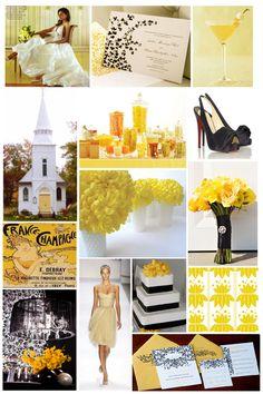 Really loving the black/white/yellow theme