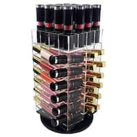 Ikee Design Acrylic Makeup Organizer Spinning Lipstick Holder and Storage Tower Cosmetic Storage, Makeup Storage, Makeup Organization, Lipstick Organizer, Lipstick Holder, Mac Lipstick, Hanging Makeup Organizer, Makeup Brush Case, Makeup Brushes