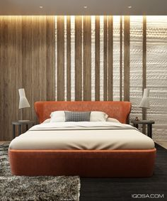 Modern Bedroom Design Inspiration The bedroom is the perfect place at home for relaxation and rejuvenation. While designing and styling your bedroom, Bedroom Design Inspiration, Modern Bedroom Design, Modern Bed Designs, Modern Beds, Bedroom Bed, Master Bedroom, Bedroom Decor, Bed Room, Bedroom Ideas