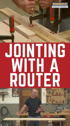 Perhaps you are just getting started in woodworking and you don't have a jointer in your shop. Or, if you are fortunate enough to have a jointer, there are situations where the boards that you want to joint exceed the capacity of your jointer. Sure, if you have money and space you can always use these situations as an excuse to upgrade to an aircraft carrier-sized jointer, but surely there has to be a work-around, right? Well, if the monster jointer is not in this month's budget, never fear…
