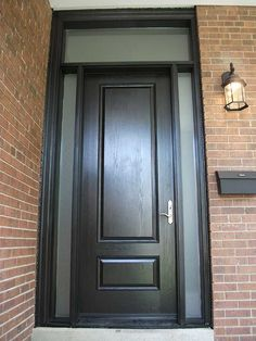 At Windows And Doors Toronto, We Specialize In Top Quality Doors Available  In A Vast Range Of Styles. We Sell And Install Our Custom Front Doors.