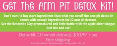 Is your DIY deodorant not working? Are your armpits smelly or are you thinking of switching to a natural deodorant? Try this simple armpit detox.