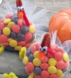 Little Candy Turkeies