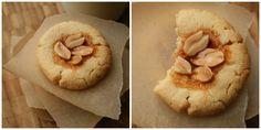 Erdnussbutter Cookies (glutenfrei) – Ein Apfel am Tag