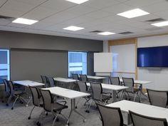 Haworth - Planes Training tables & X-99 Seminar chairs