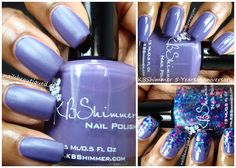 KBShimmer Celebrating 5 years Anniversary! | The Grape Beyond and Would Jubilee It? #kbshimmer